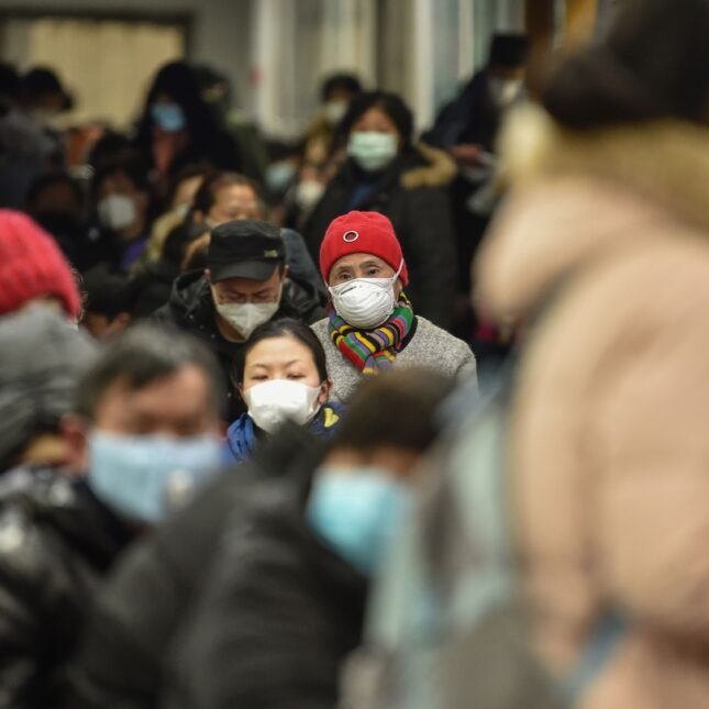 In Coronavirus Vaccine Outbreak Expert Sees Hardest Problem Of