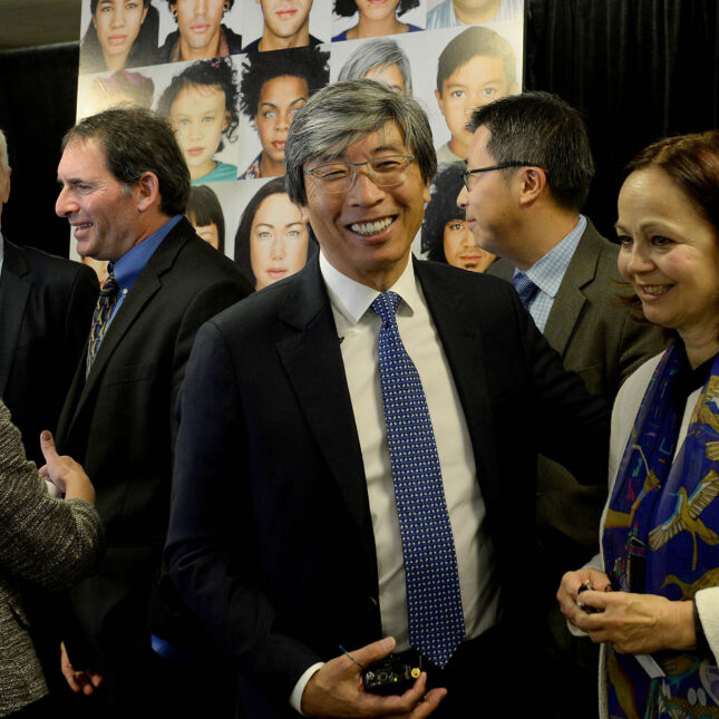 Dr. Patrick Soon-Shiong, Cancer MoonShot 2016