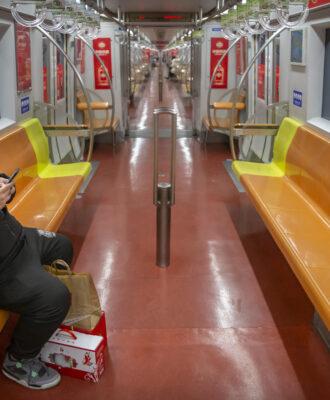 Subway/coronavirus