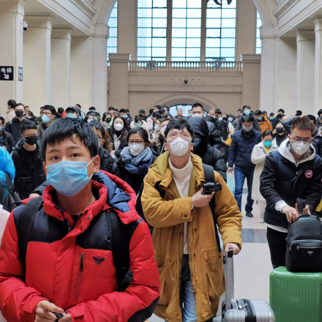 Chinese Cities on Lockdown in Bid to Contain Deadly Virus