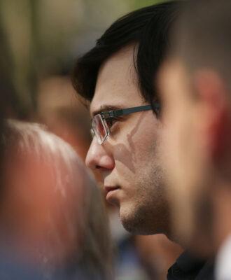 Martin Shkreli Convicted