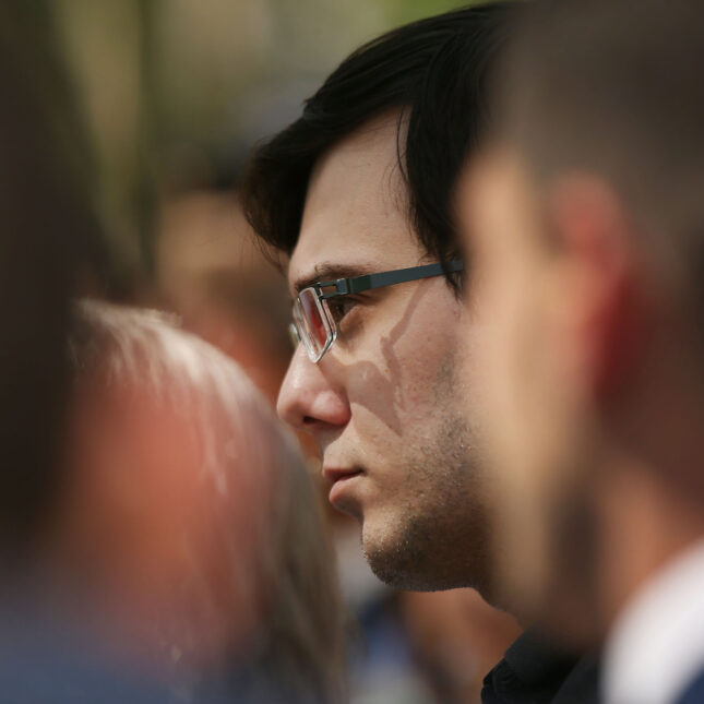 Martin Shkreli Convicted