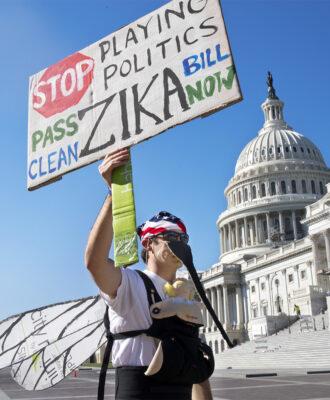 Zika funding 2016