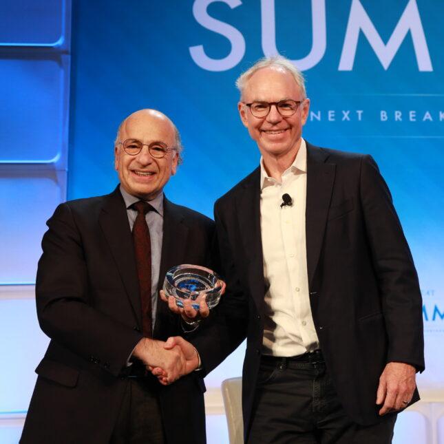 STAT Summit award