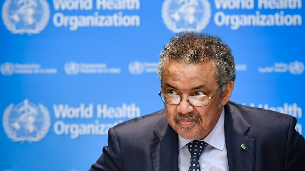 WHO calls for moratorium on administering Covid-19 booster shots