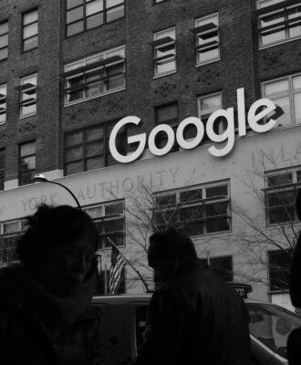 Google b&w