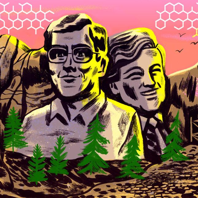 Biotech Mt Rushmore