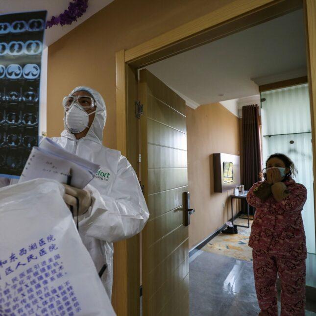 Wuhan quarantine