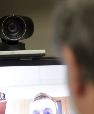 Telehealth camera