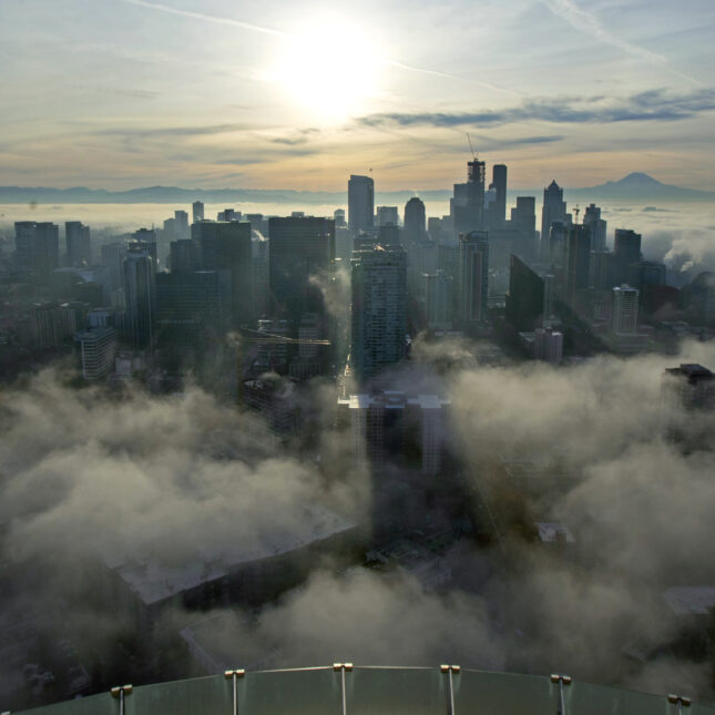 """""""dt Seattle skyline"""""""
