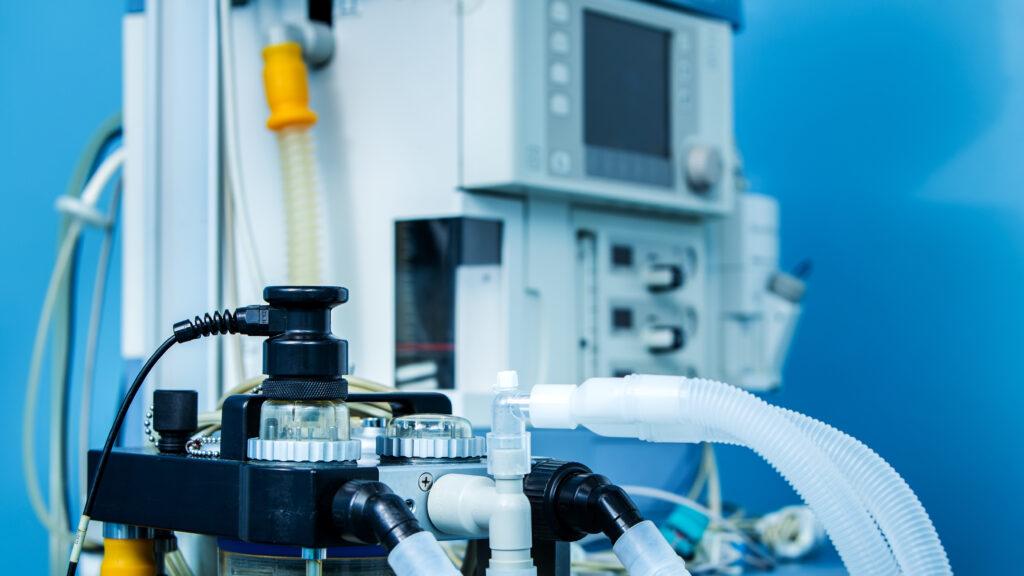 ventilator workstation