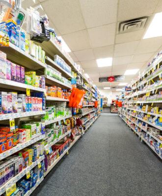 cvs pharmacy aisle