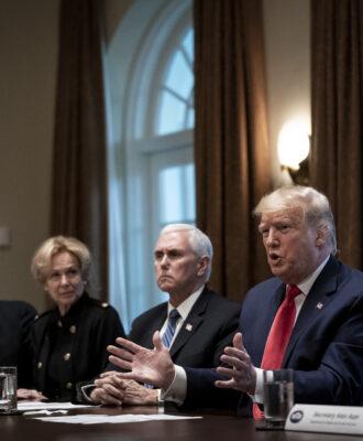 Trump, Coronavirus Task Force