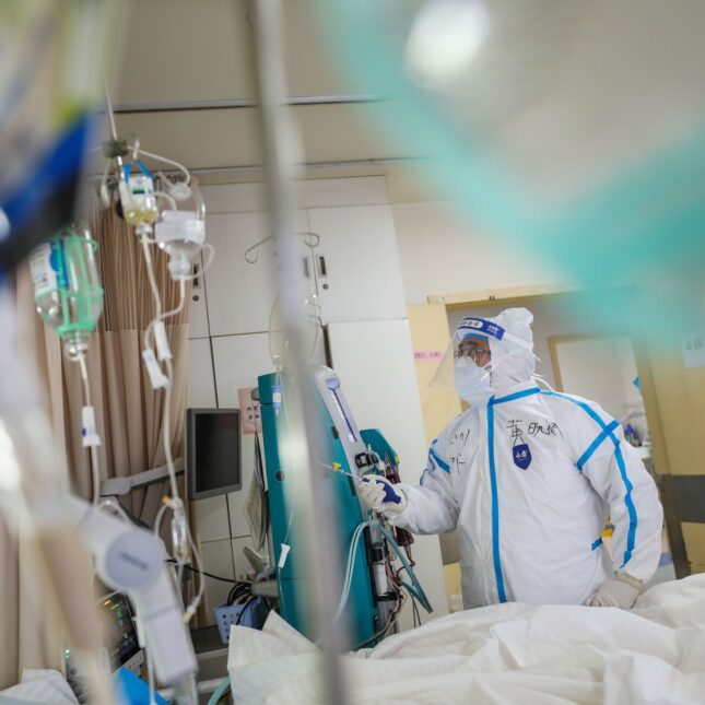 coronavirus medical staff