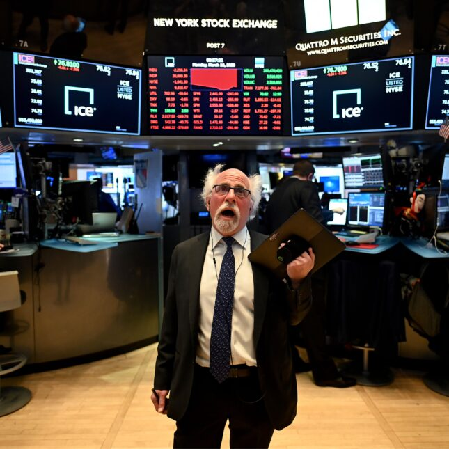 NYSE - 3/16