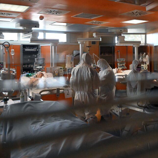Casal Palocco hospital
