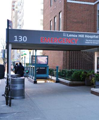 Lenox Hill Hospital, NY