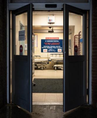 St. Barnabas Hospital, NY