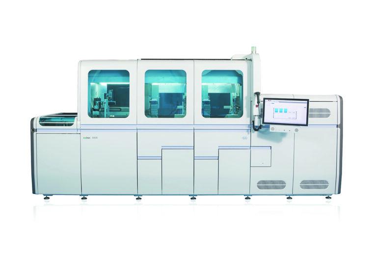 cobas 8800 system