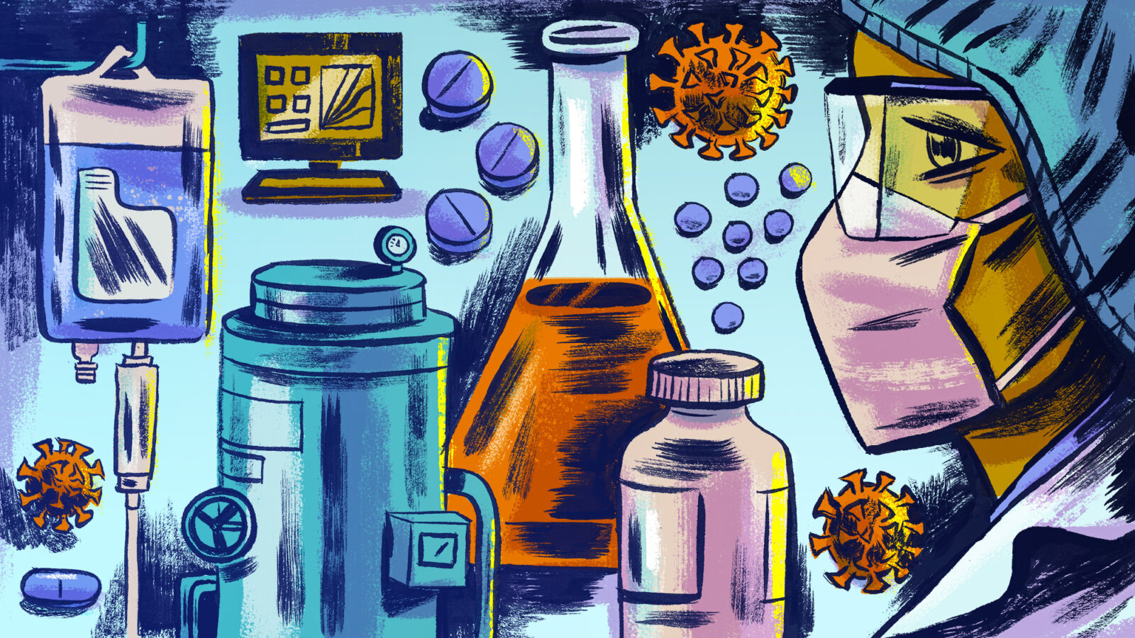 Biotech in the time of the coronavirus: With China returning to work, preclinical companies ramping back up