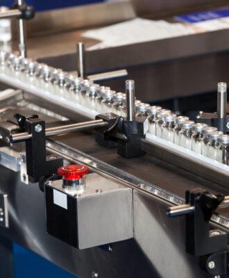 vial production line