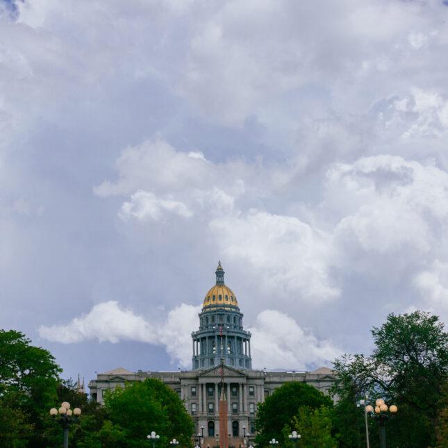 Colorado State Capitol suicide