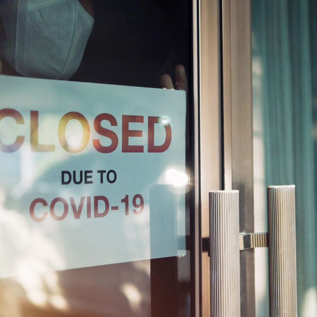 Medical office closed