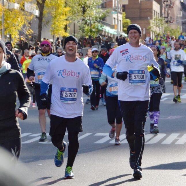 Josh Fiske running