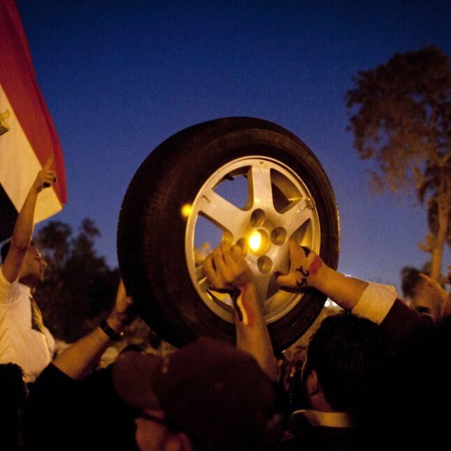 upheaval Egypt crisis