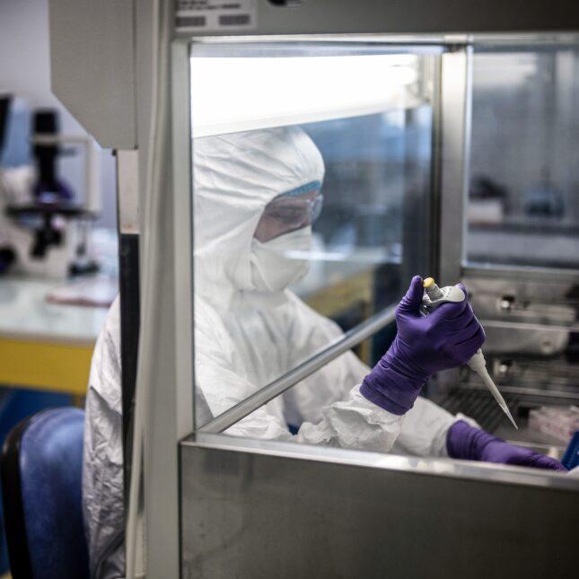 VirPath university laboratory treatment