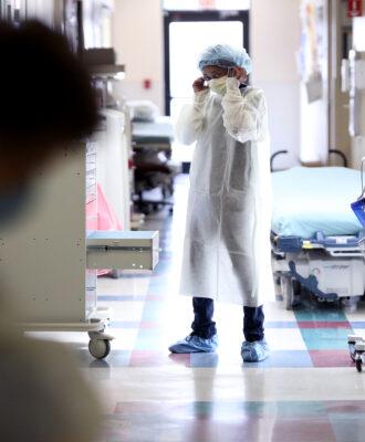 Med staff @ Maryland Hospital