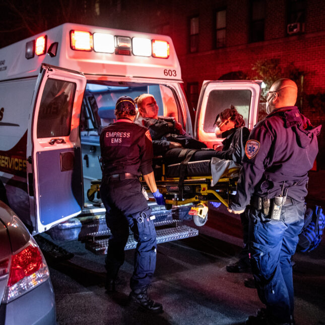 Tri-State EMS Workers