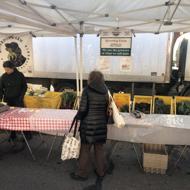 Ecology Center farmers market