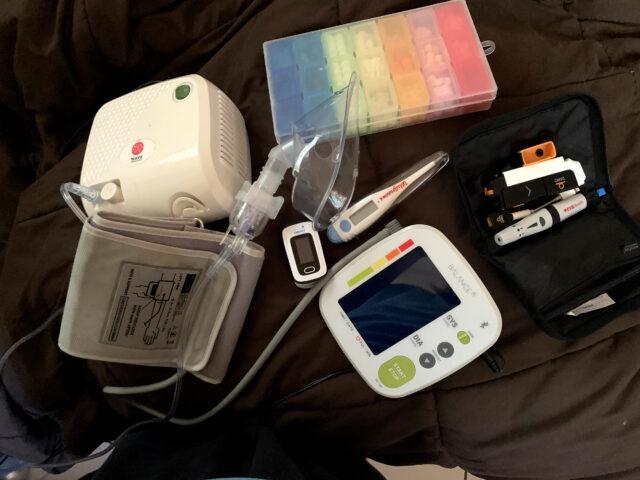 Cardiac kit