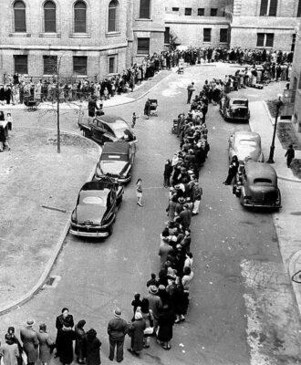 1947 Morrisania Hospital