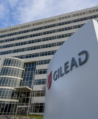 Gilead office remdesivir