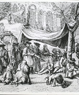 Marseille Plague Of 1720