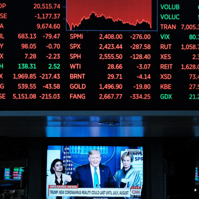 NYSE & CNN