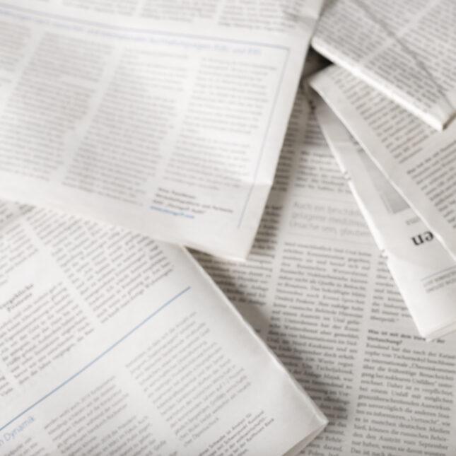 newspaper/journal