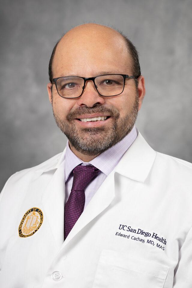 "Dr. Edward ""Lalo"" Cachay"