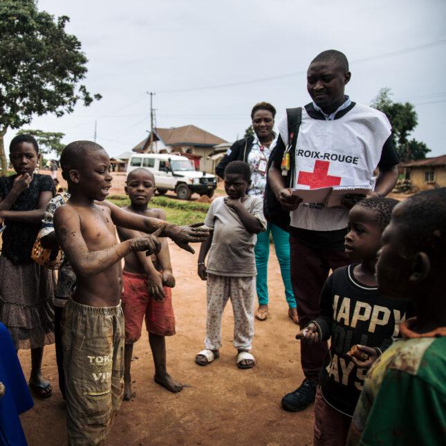 Red Cross Beni