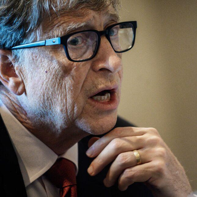 Bill Gates_France