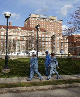 Detroit Health Care Workers remdesivir