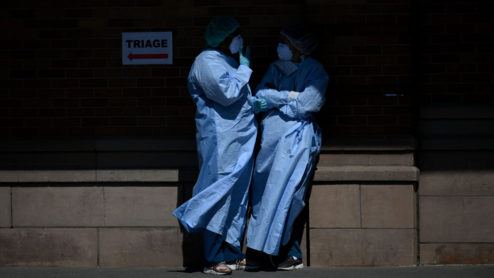 A pandemic, a funeral, and a chance to help heal the world