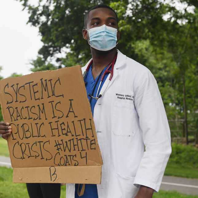 Systemic racism in medicine