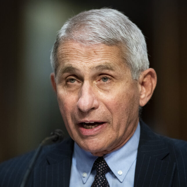 Fauci warns of