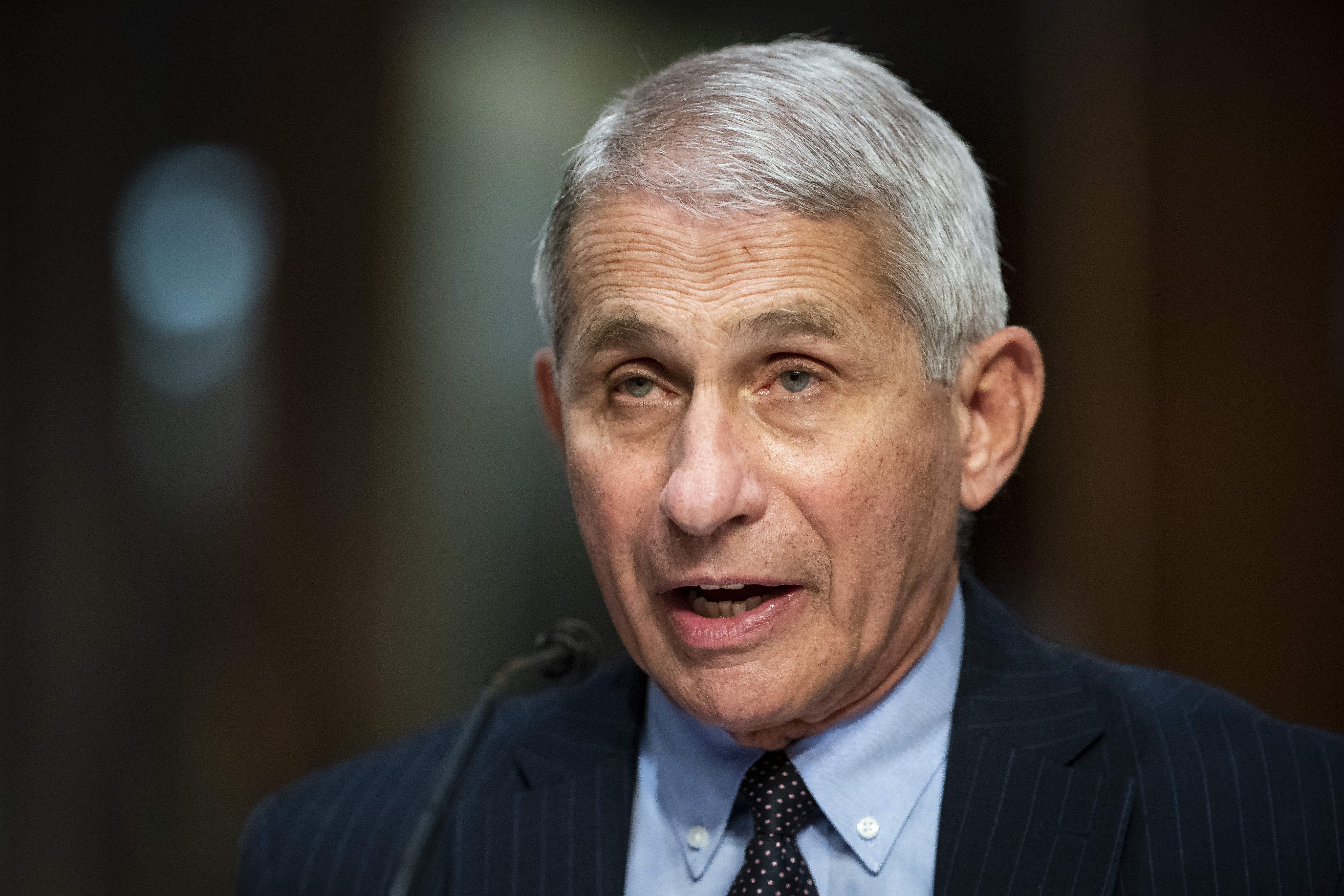 U S Could See 100 000 New Covid 19 Cases Per Day Fauci Says Stat