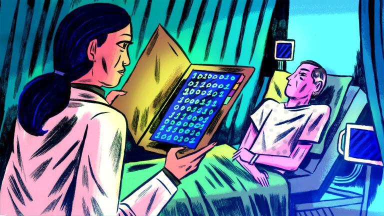 AI palliative care