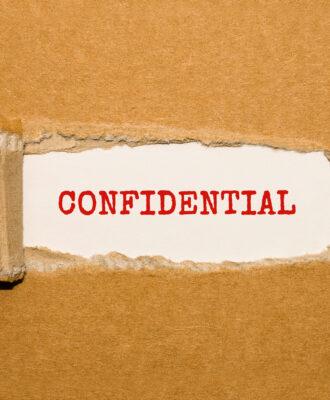 CONFIDENTIAL trade secrets