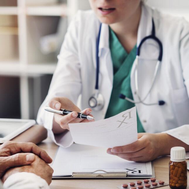 Doctor/patient prescription